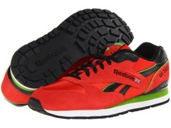 фото Кроссовки Reebok GL 2620 RED/BLCK/GREEN/WHT