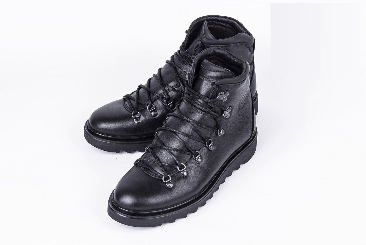 Зимове Взуття Shamrock Everest Black 6732fa6080714