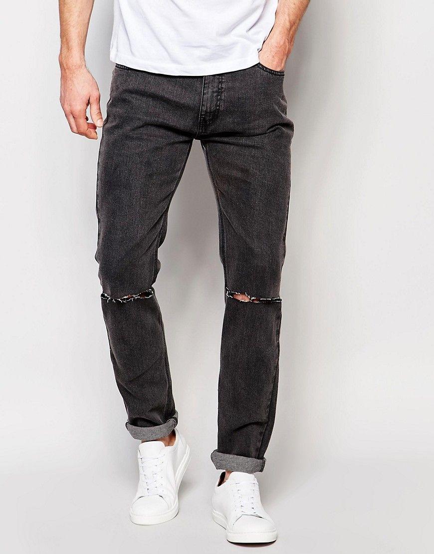 Купити чоловічі джинси  096b61378affb