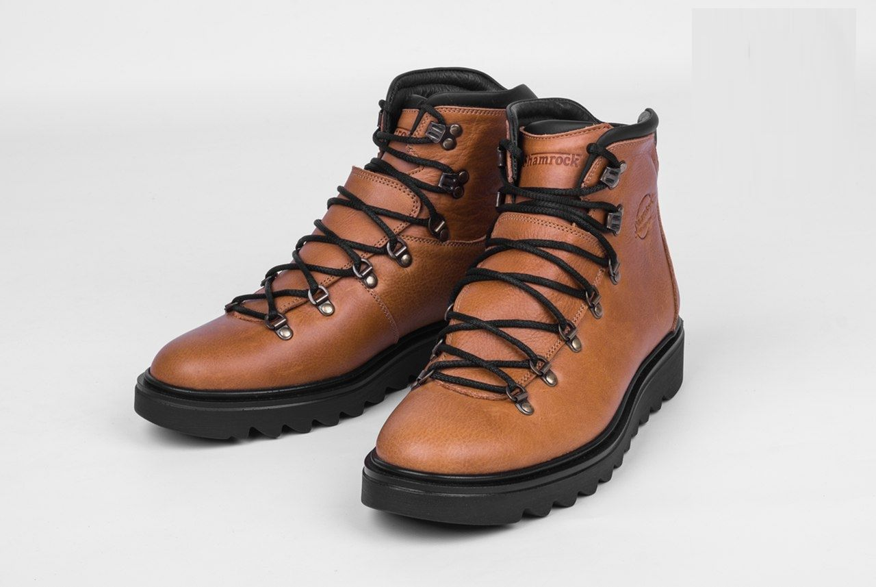 Зимове Взуття Shamrock Everest Brown 631f01687f4af