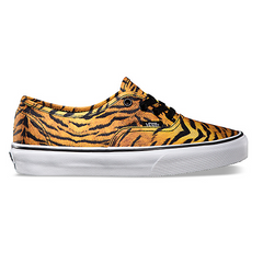 фото Кеды Vans Authentic Tiger Brown/True Wht