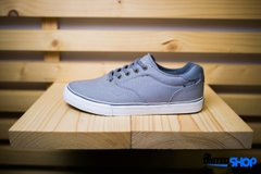 фото Кеды Dekline Wayland Mid Grey White Canvas