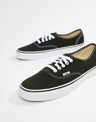 фото Кеды Vans Authentic Black/White