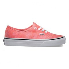 фото Кеды Vans Authentic (Sparkle) Coral
