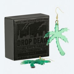 фото Серьги Drop Dead Clothing - Tropicana Earrings