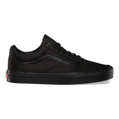 фото Кеди Vans Old Skool Black/Black