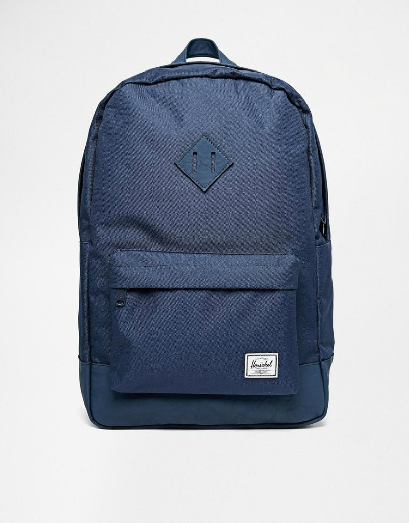 фото Синий рюкзак Herschel Supply Classic