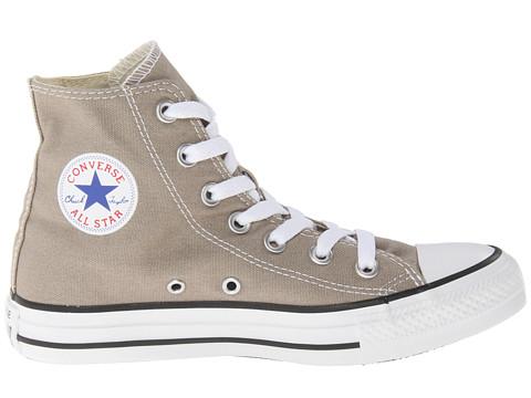 Високі кеди Converse All Star Hi Old Silver 15bf3448c7ae8
