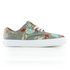фото Кеди Vans Chima Ferguson Pro (light grey/white)
