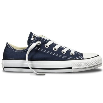 Converse   Синие кеды Converse All Star OX Navy e5cc1e1ac21
