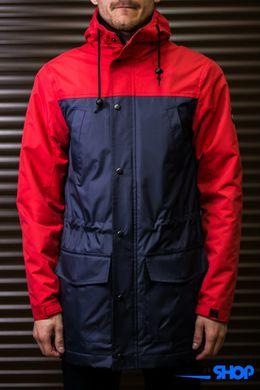 фото Парка куртка Outfits червоно-синього кольору ... 5643d2b1004da