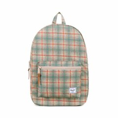 фото Рюкзак Herschel Supply Settlement Grey Plaid
