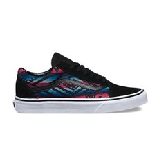 фото Кеды Vans Old Skool (Moroccan Geo) Black/True