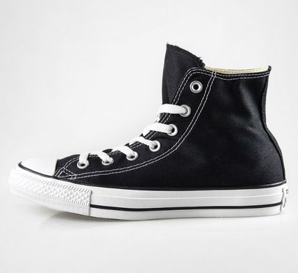 Converse   Converse All Star Hi Black sneaker shoes 4b39191ee56