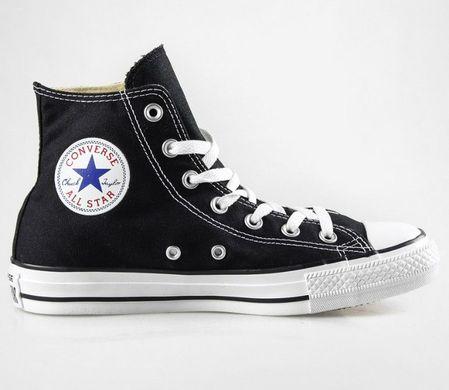 фото Високі кеди Converse All Star Hi Black ... 37f54e05b442c