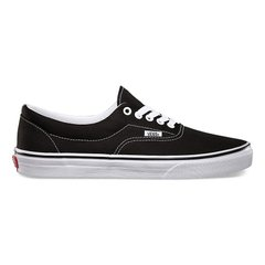фото Черные кеды Vans Era Black/White