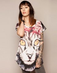 фото Футболка Drop Dead Clothing Cat Child