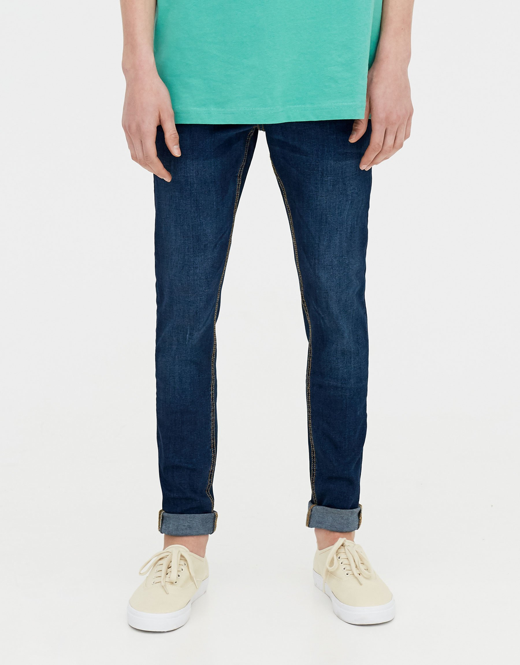 фото Джинси Pull and Bear super skinny 5687/541/405