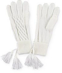 фото Рукавицы BASIC KNIT GLOVES ivory