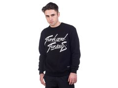 фото Свитшот Funk and Furious Tag Black
