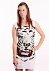 фото Майка Drop Dead Clothing Snow Tiger