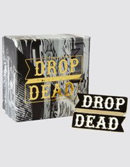 фото Кольцо Drop Dead Clothing - Baner Ring