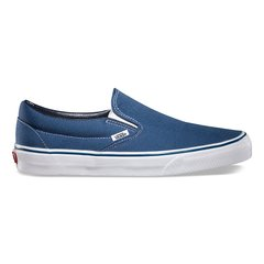 фото Кеди Vans Classic Slip-On navy