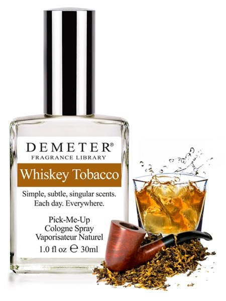 фото Духи Demeter «Виски и табак» (Whiskey Tobacco)