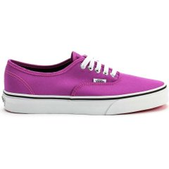 фото Кеды Vans Authentic (Neon) Purple/True White