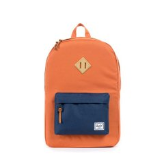 фото Рюкзак Herschel Supply Heritage Carrot/Navy