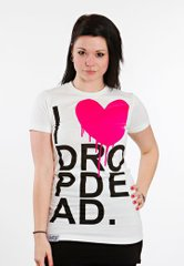 фото Футболка Drop Dead Clothing I Heart